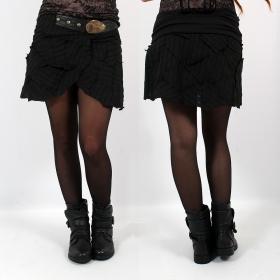 \'\'Pecoa Mini\'\' skirt, Black