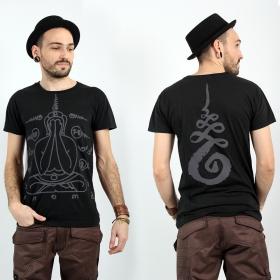 \'\'Phra-pid-ta\'\' t-shirt, Black