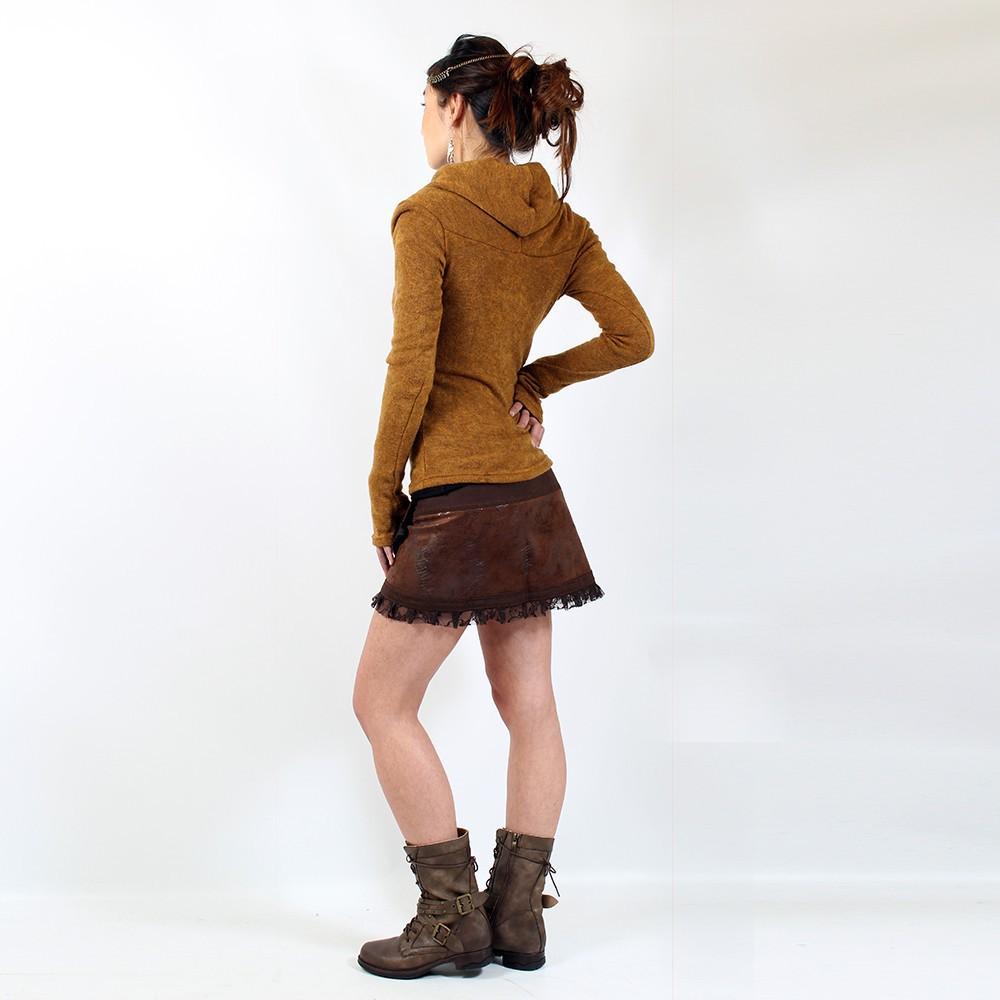 \'\'Sadiva\'\' pullover, Rusty