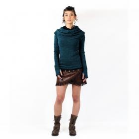 \'\'Sadiva\'\' pullover, Teal
