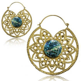 \\\'\\\'Saheko\\\'\\\' earrings