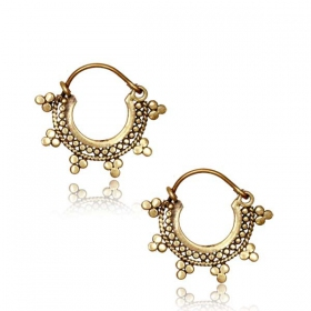 \'\'Sarey\'\' earrings