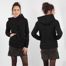 \'\'Senna\'\' jacket, Black