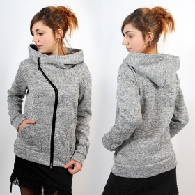 \\\'\\\'Senna\\\'\\\' Witch jacket, Light grey