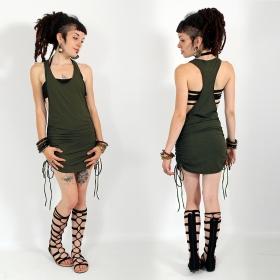 \'\'Ubud\'\' dress, khaki