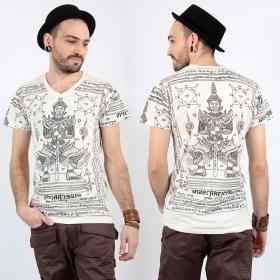 \'\'Vaisravana\'\' t-shirt, White