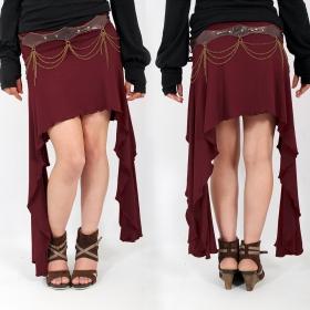 \'\'Vishamata\'\' skirt, Wine