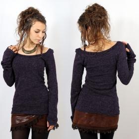 \'\'Ysïs\'\' pullover, Purple