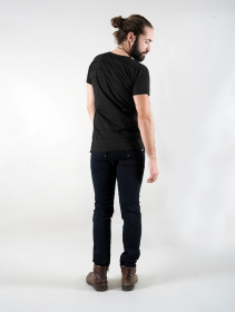 """Agoria\"" t-shirt, Black"