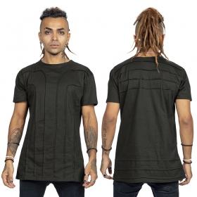 "\""Agoria\"" t-shirt, Charcoal"