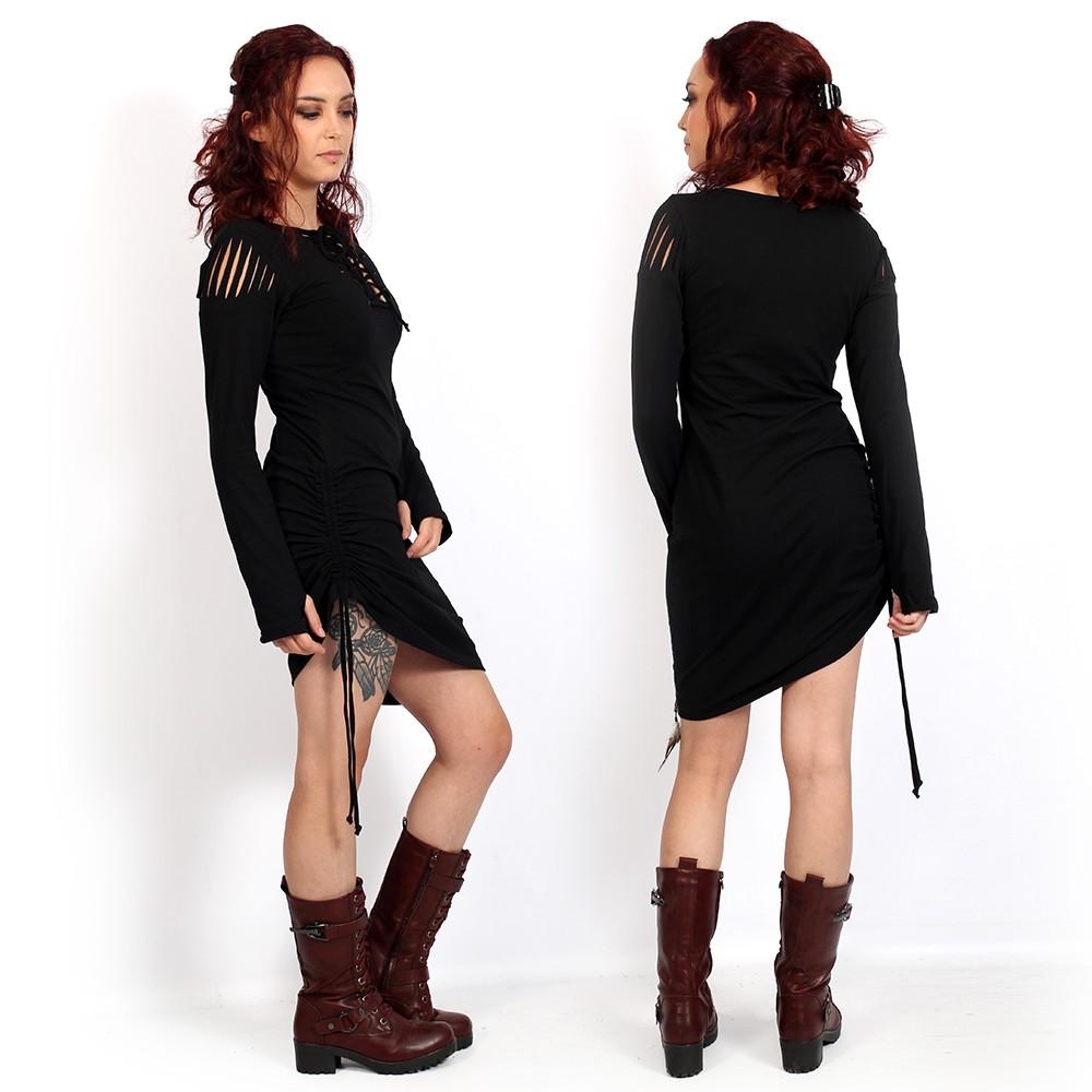 "\""Akka\"" dress, Black"