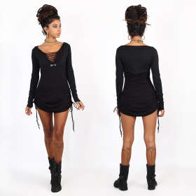 """Alchemy\"" dress, Black"