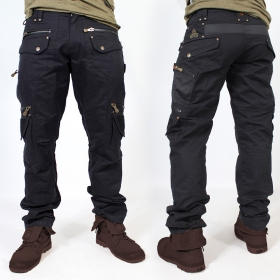 "\""Alternative\"" pants, Black"
