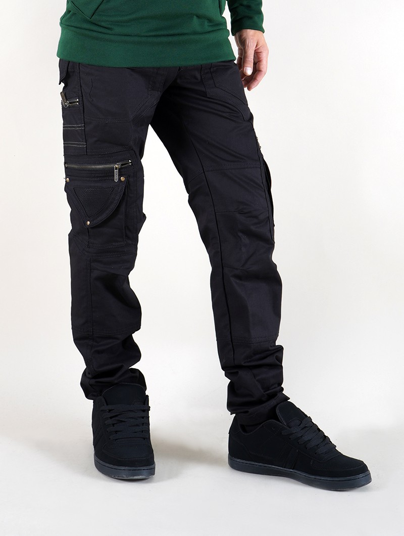 """Alternative\"" pants, Black"