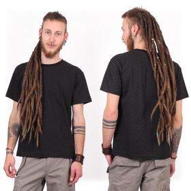 "\""Amun Swastika\"" short sleeves t-shirt, Black"