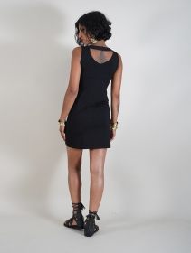 """Andromeda\"" dress, Black"