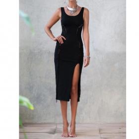 "\""Angelina\"" dress, Black"