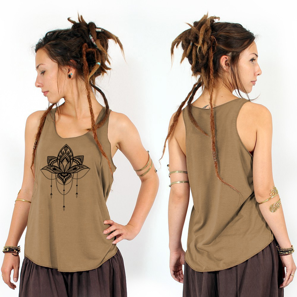 """Anitaya\"" tank top"