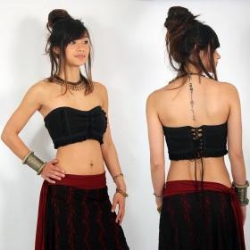 "\""Anouvah\"" bra, Black"
