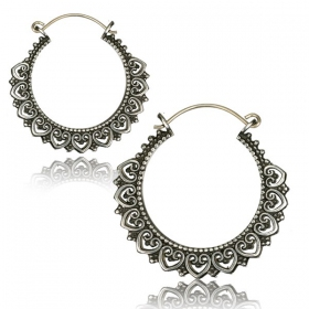 """Anuva Pali\"" earrings"