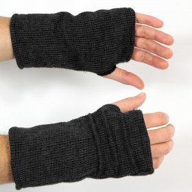 """Arm warmers for men \\\""""MadMaxx\\\"""", Grey"""