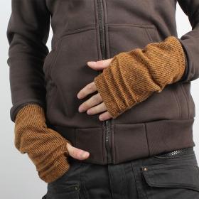 "Arm warmers for men \""MadMaxx\"", Rusty"