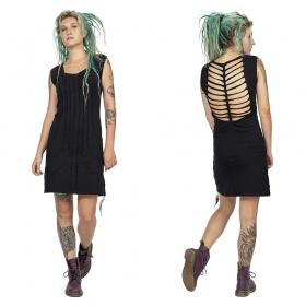 "\""Artemis\"" dress, Black"