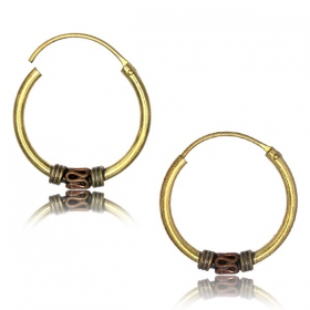 """Asari\"" earrings"