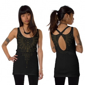 """Astarta\"" tank top, Black"
