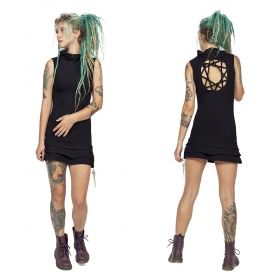 """Athena\"" dress, Black"