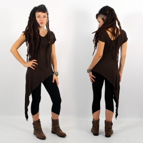 """Avataran\"" tunic, Brown"