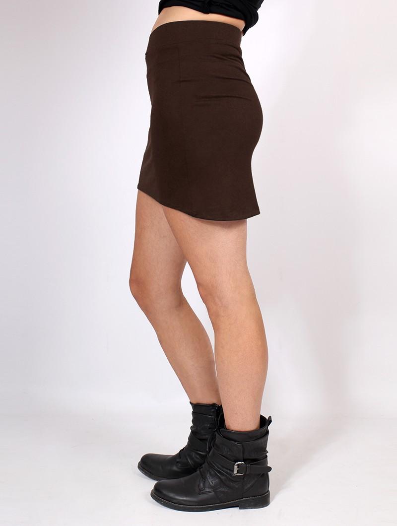 "\""Azzyö\"" skirt, Brown"