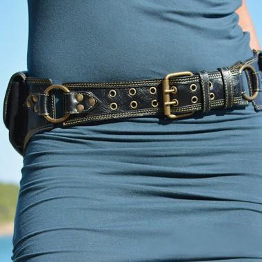 "\""B2B\"" moneybelt, Black"