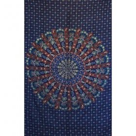 """Badmeri 28\"" hanging, Dark Blue"