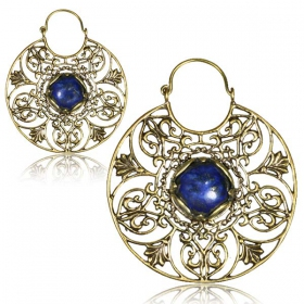 """Baldir\"" earrings"