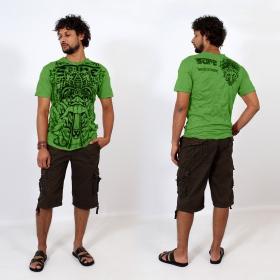 "\\\""Bali dragon\\\"" t-shirt, Green"
