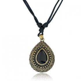 "\""Barindra Stone\"" necklace"