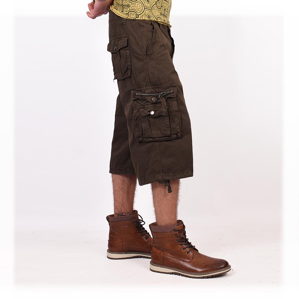 """Bayok\"" short, Brown"