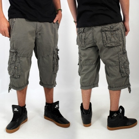 """Bayok\"" short, Grey"