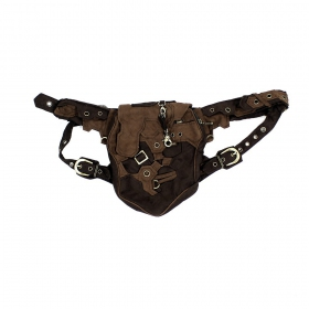 "Belt High Clothing \""Matrix\"", Brown"