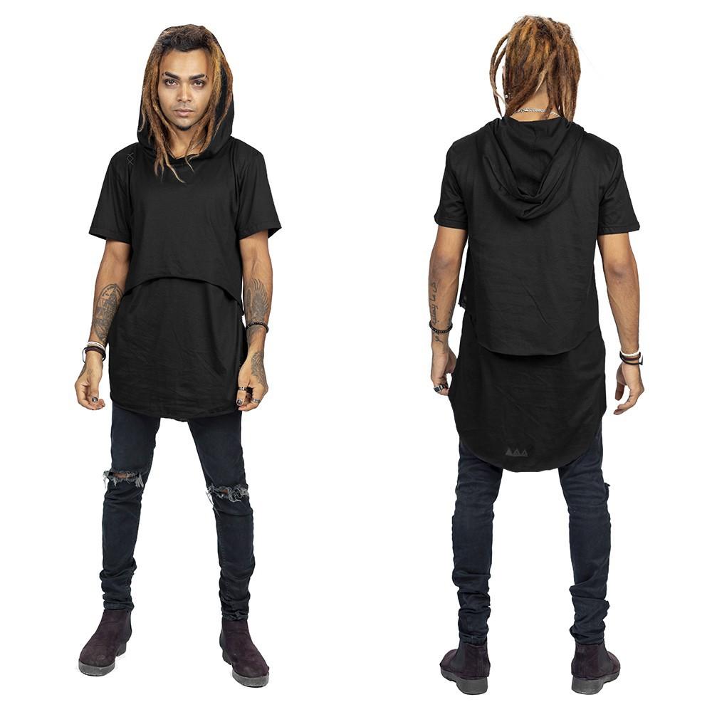 "\""Benedikt\"" t-shirt, Black"
