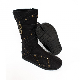 "Boots flower of life ""ninja square\"""