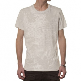 "\""Brainer\"" t-shirt,  Sand"