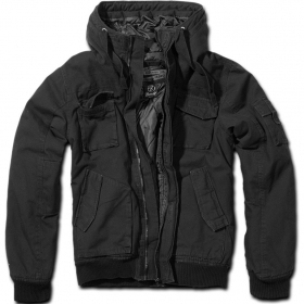 """Bronx\"" surplus jacket, Black"