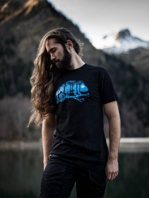 "\""Cameleon\"" t-shirt, Black"