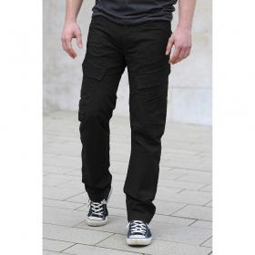 "\""Cargo Adven\"" regular combat trousers, Black"