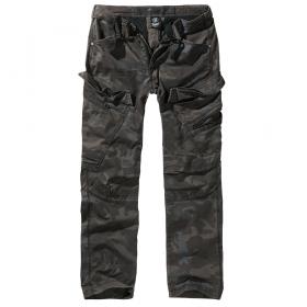 "\""Cargo Adven\"" regular combat trousers, Dark camo"