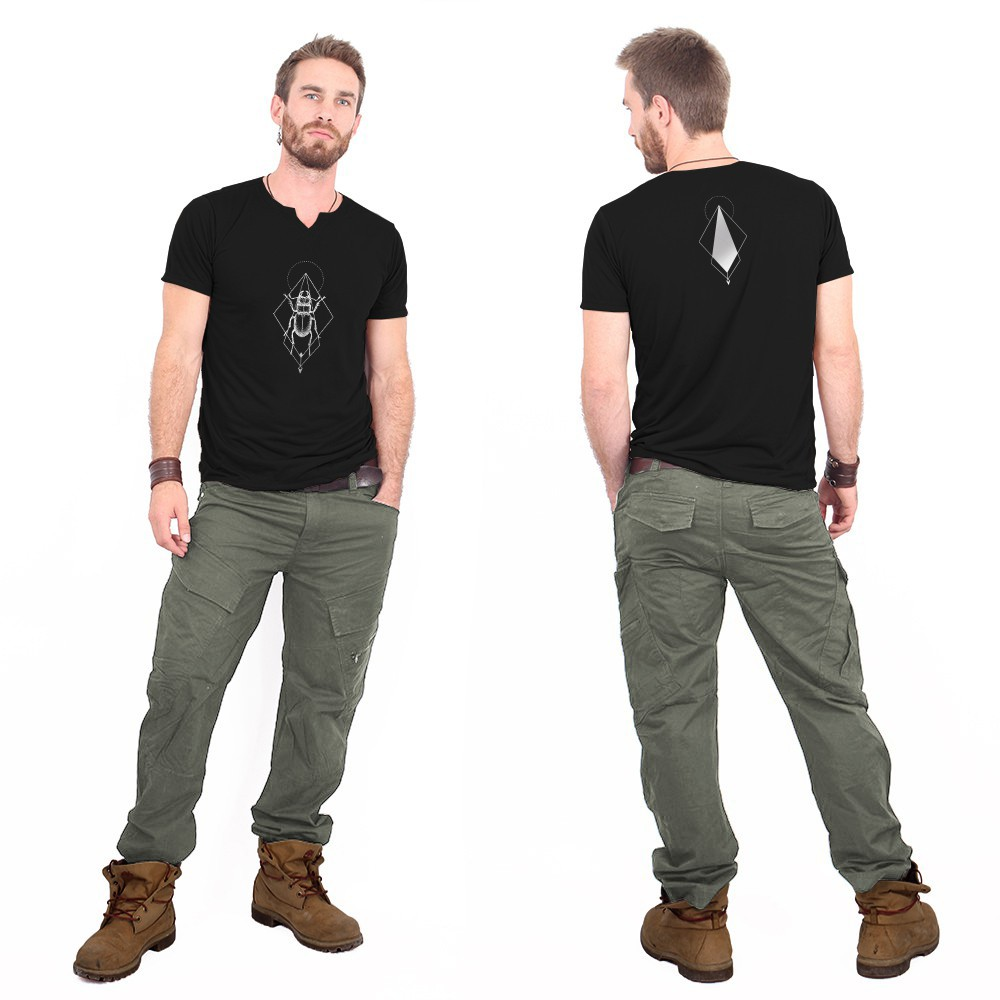 """Cargo Adven\"" regular combat trousers, Khaki"