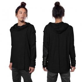 "\""Catalist\"" long sleeves shirt, Black"