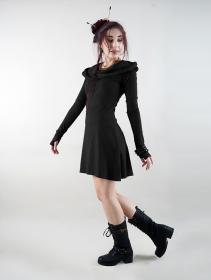 "\""Chryzz\"" dress, Black"